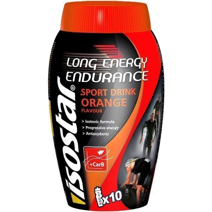 Isostar Long Energy Endurance Sport Drink 790 g Orange