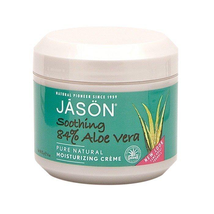 Jason Natural Cosmetics Aloe Vera Kosteusvoide 84% Aloe Vera EKO 113 grammaa