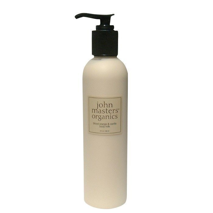 John Masters Organics Blood Orange & Vanilla Body Milk EKO 227 ml