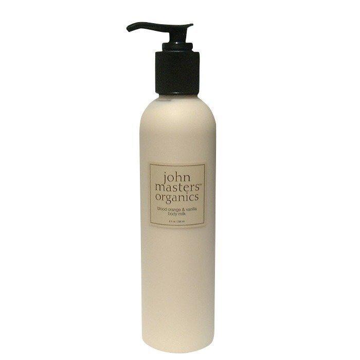 John Masters Organics Blood Orange & Vanilla Body Milk EKO 227 ml