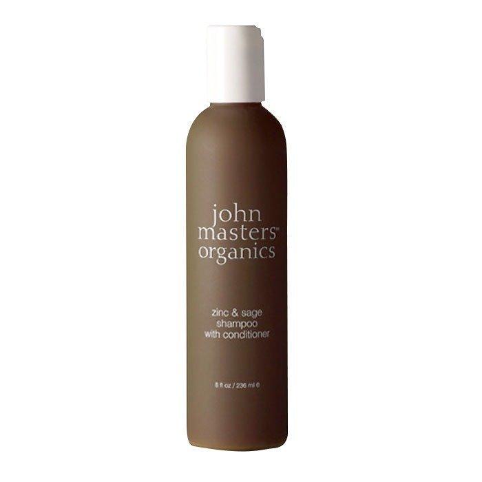 John Masters Organics Zinc & Sage Shampoo with Conditioner EKO 237ml