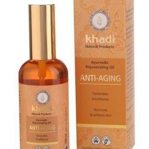 Khadi Kasvo- Ja Vartaloöljy Anti-Age