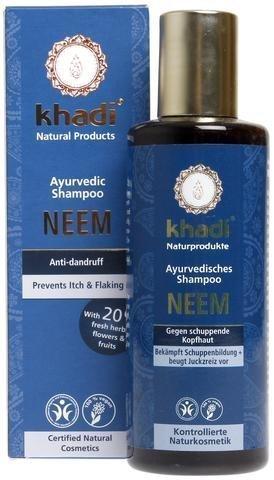 Khadi Neem Hilseshampoo