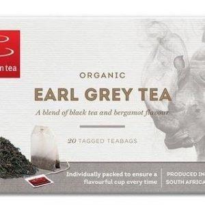 Khoisan Tea Luomu Earl Grey -tee