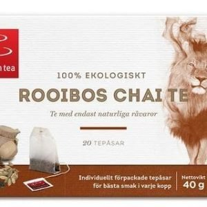Khoisan Tea Luomu Rooibos Chai -tee
