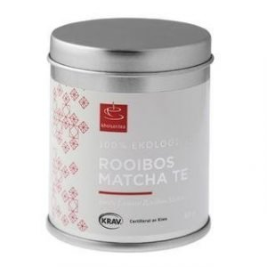 Khoisan Tea Luomu Rooibos Matcha -tee