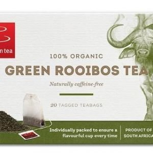 Khoisan Tea Luomu Vihreä Rooibos -tee