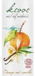 Kivvi Kosteuttava Suihkugeeli Appelsiini & Vanilja