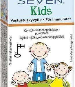 Lacto Seven Kids Maitohappobakteeri