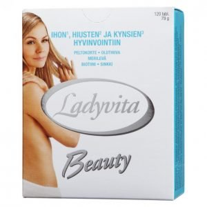 Ladyvita Beauty 120kpl