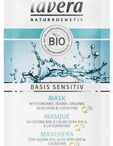 Lavera Basis Sensitiv Q10 Kasvonaamio