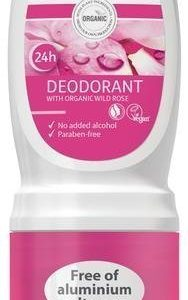 Lavera Gentle Deo Roll-On Deodorantti Wild Rose