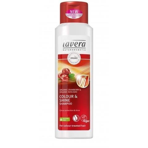 Lavera Hair Pro Color & Shine Shampoo