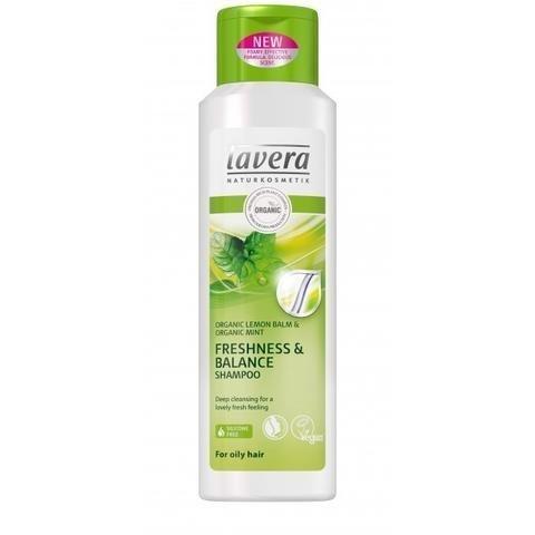 Lavera Hair Pro Freshness & Balance Shampoo