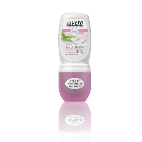 Lavera Sensitive 24h Roll-On Deodorantti