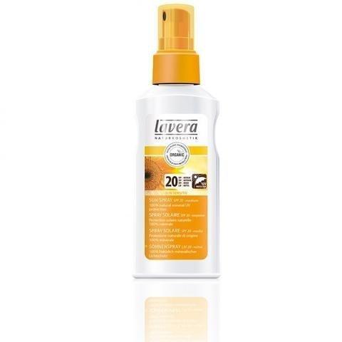 Lavera Sun Spray Spf 20 Aurinkosuojasuihke