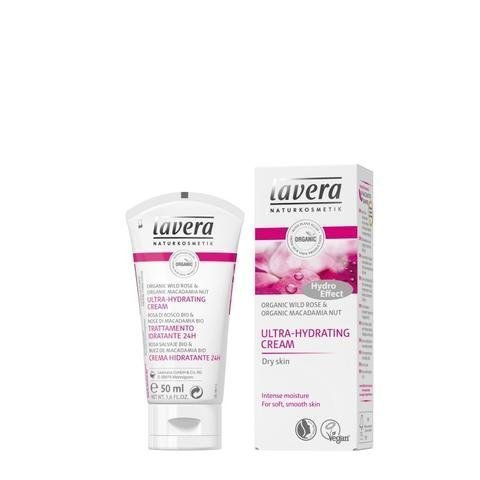 Lavera Wild Rose Ultra Hydrating Kasvovoide