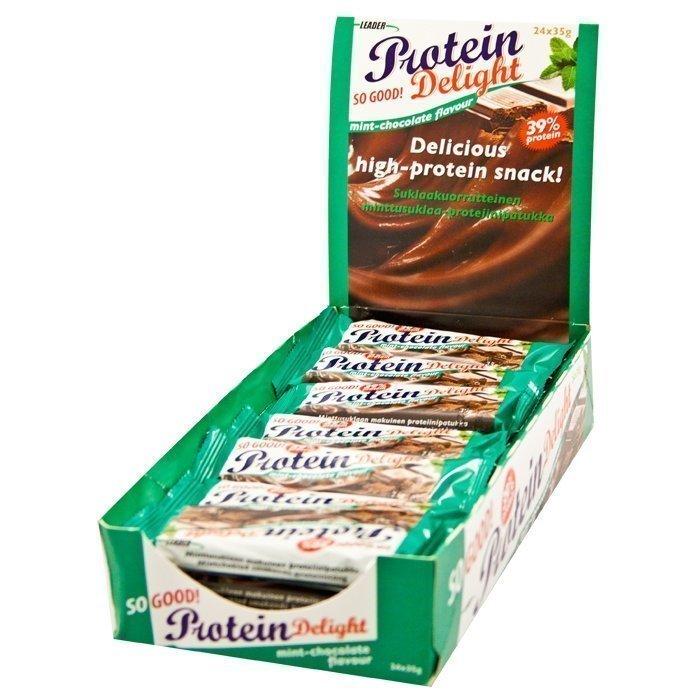 Leader 24 x Leader Protein Delight 35 g
