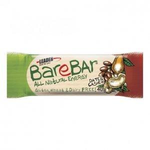 Leader Barebar Taateli-Cashew 40g