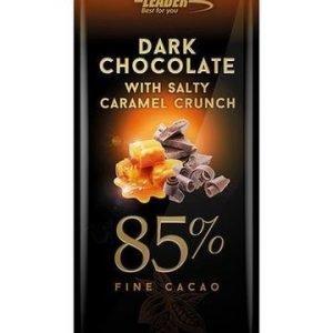 Leader Dark Chocolate 85 % Caramel