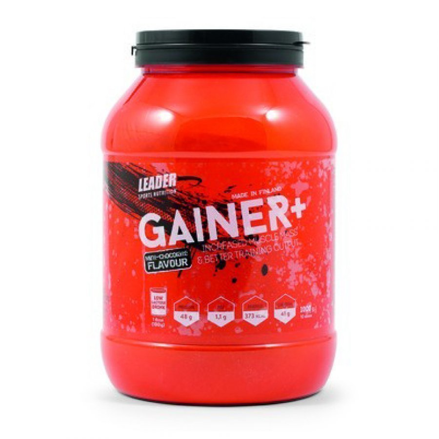 Leader Gainer 1 Kg 1 Kg Tuubi Chocolate