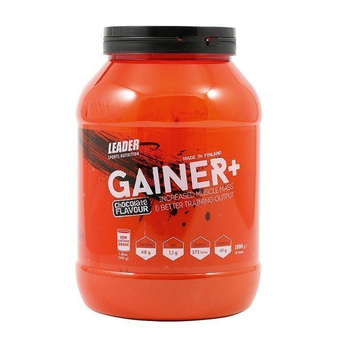 Leader Gainer+ 1000 g Kaakao