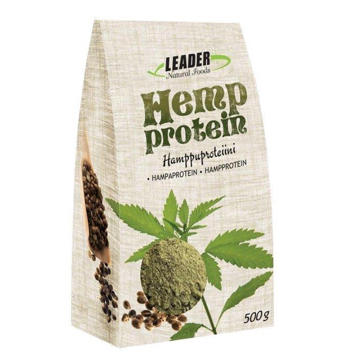 Leader Hamppu Proteiini 500 grammaa