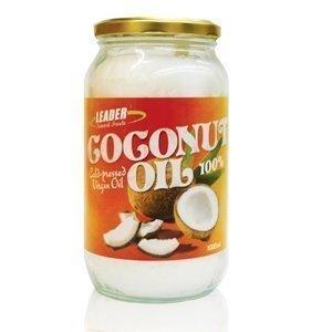 Leader Luomu kookosöljy