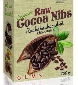 Leader Natural Foods Luomu Kaakaonibs