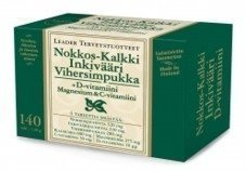 Leader Nokkos-Kalkki-Inkivääri-Vihersimpukka