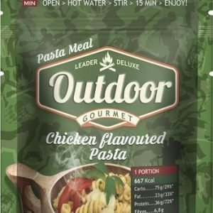 Leader Outdoor Chicken Flavoured Pasta