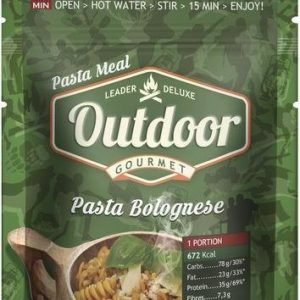 Leader Outdoor Pasta Bolognese