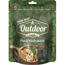 Leader Outdoor Pasta Carbonara
