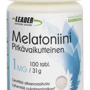 Leader Pitkävaikutteinen Melatoniini