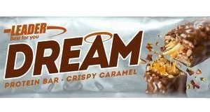 Leader Protein Dream Crispy Caramel