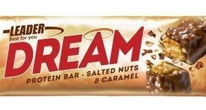 Leader Protein Dream Salted Nuts & Caramel