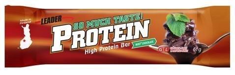 Leader Protein So Much Taste Proteiinipatukka Minttu-Suklaa