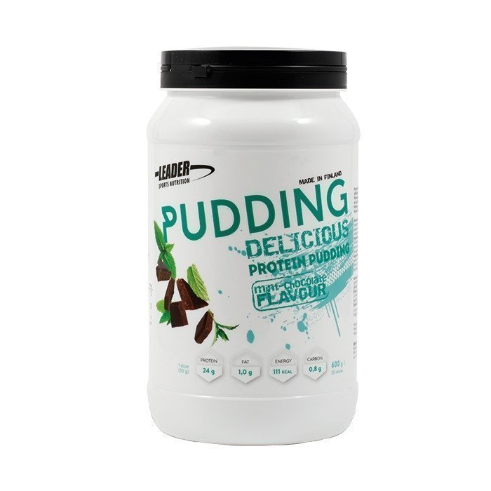 Leader Pudding 600 g Mint Chocolate