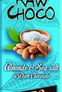 Leader Raw Choco Almond Sea Salt