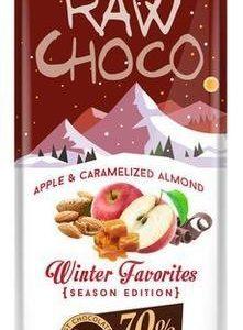 Leader Raw Choco Apple-Caramelized Almond