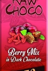 Leader Raw Choco Berry Mix
