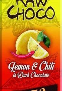 Leader Raw Choco Lemon & Chili