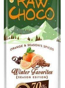 Leader Raw Choco Orange-Season's Spices