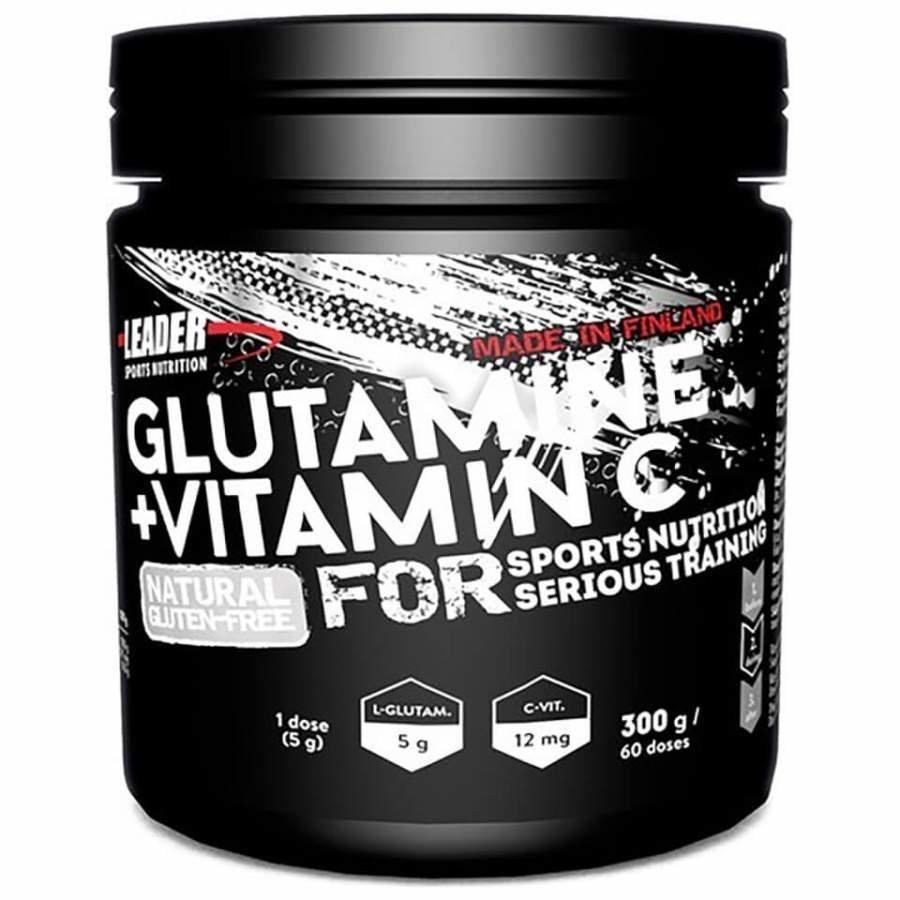 Leader Sn Glutamin+C 300g