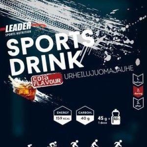 Leader Sports Drink Urheilujuomajauhe Cola