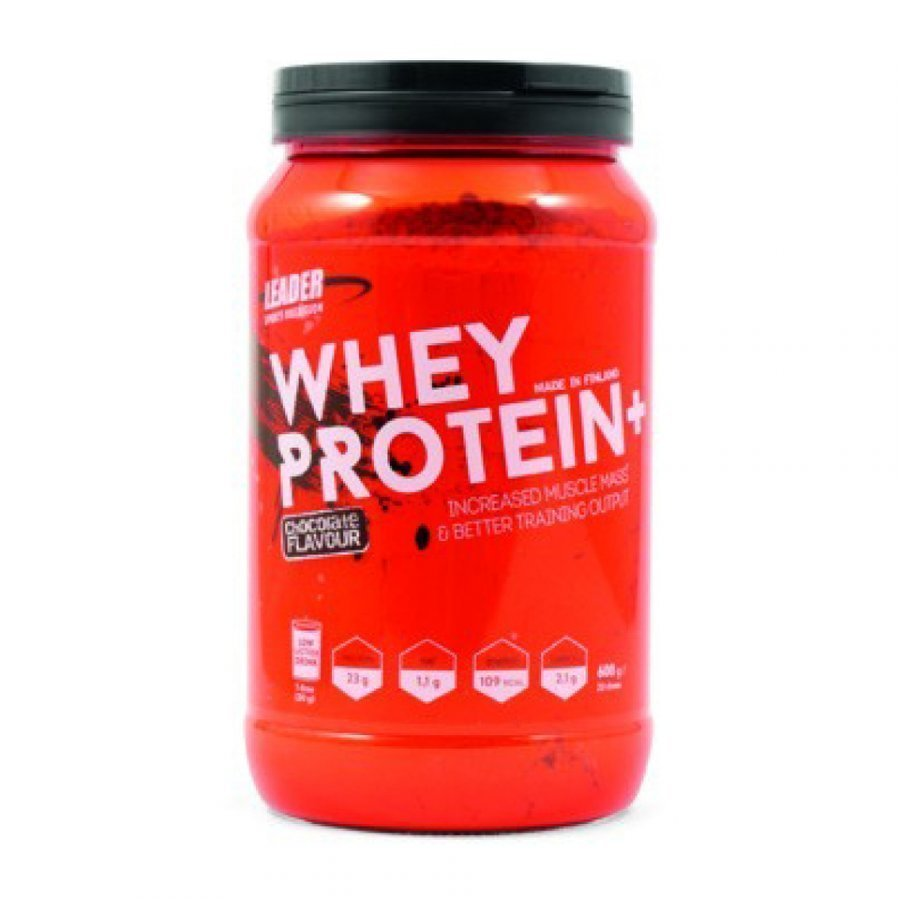 Leader Whey Protein 600 G Tuubi Mintunvihreä