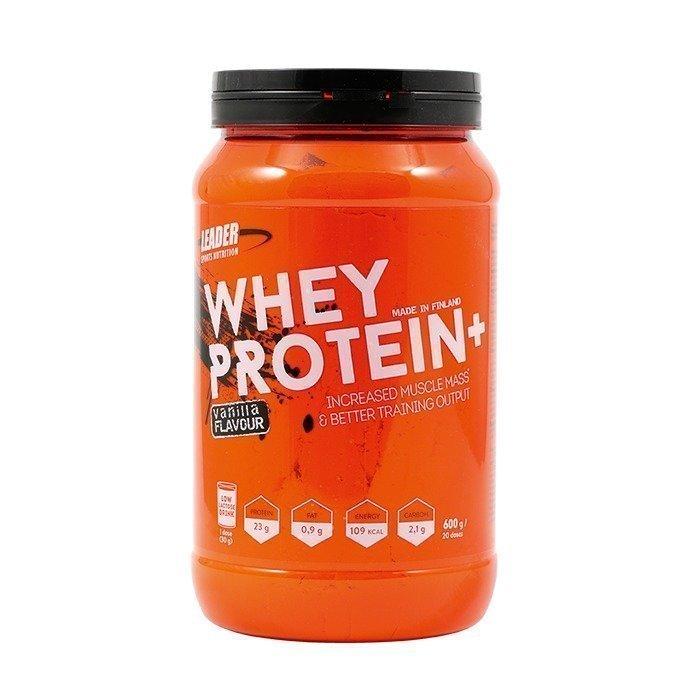 Leader Whey Protein+ 600 g Vanilla