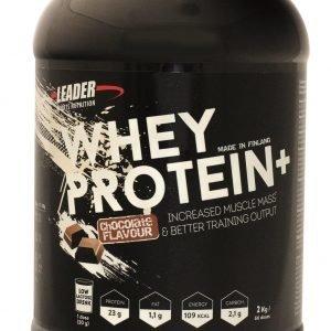 Leader Whey Protein+ Heraproteiinijauhe 2 Kg