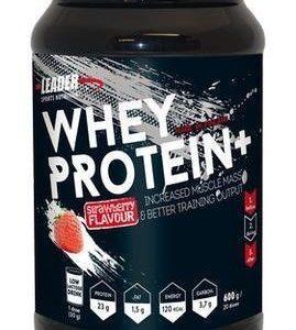 Leader Whey Protein+ Mansikka