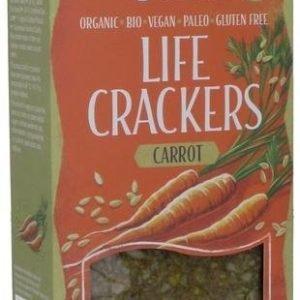 Lifefood Luomu Porkkanakeksit